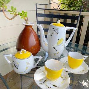 Amazing Coffee Set MIJ Real 50s 60s
